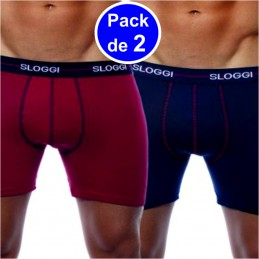 Pack 2 Boxer Sloggi Start...