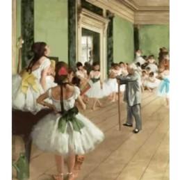 La clase de danza