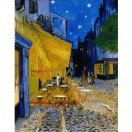 Cafe Terrace, Van Gogh