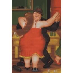 El Baile, Botero
