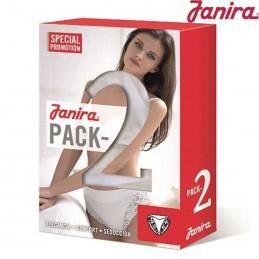Pack 2 bragas Milano Esencial