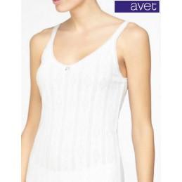 Camiseta hombreras 63100 Avet