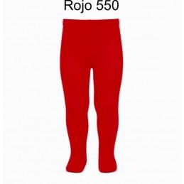 Leotardo liso 2019/1 Rojo