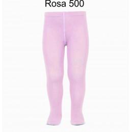 Leotardo liso 2019/1 Rosa