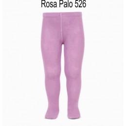 Leotardo liso 2019/1 Rosa Palo