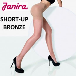 Panty Short-up Bronze Janira