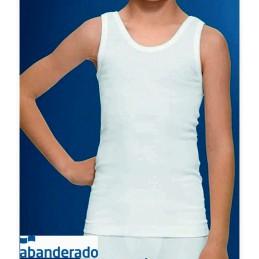 Camiseta hombreras niño 301...