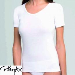 Camiseta manga corta Playtex