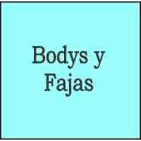 Bodys y Fajas
